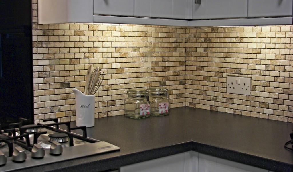 кухня плитка фото дизайн