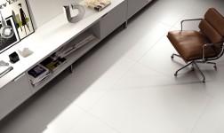 Kerlite Black-White ULTRAWHITE GLOSSY 1000X3000X3.5